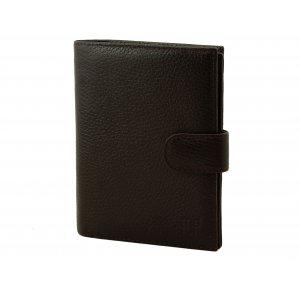 Портмоне с блоком для прав и отделением для паспорта Street Brun
