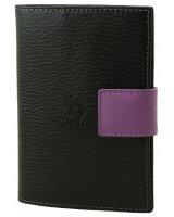 Обложка Mumi черный/purpur