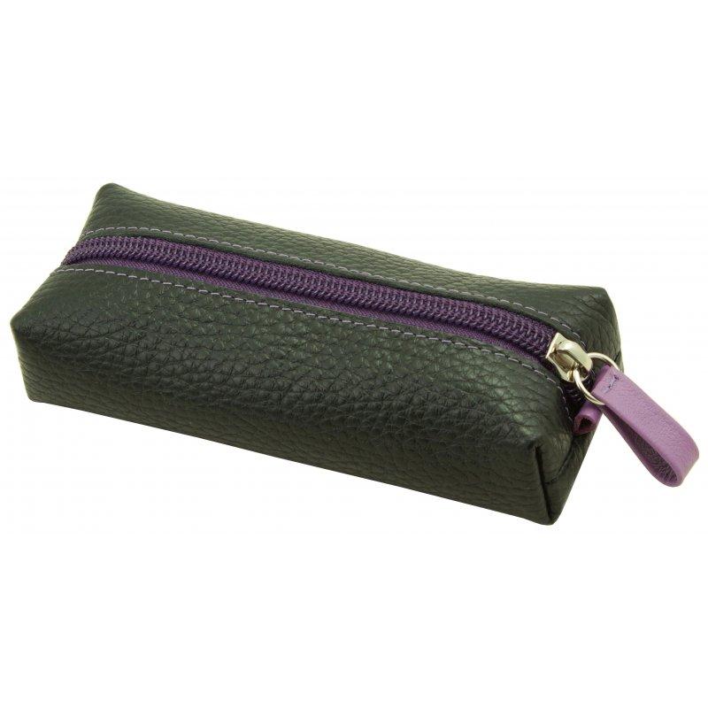 Ключница  Mumi черный/purpur