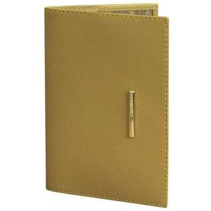 Обложка для паспорта Nice желтый