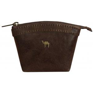 Монетница Camel премиум коричневый