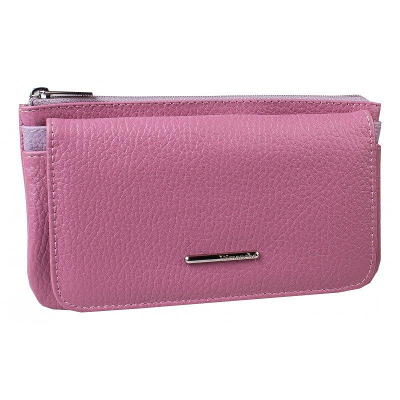 Портмоне модель 8-484 розовое/сиреневое