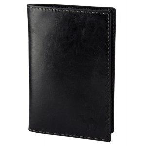 Обложка для паспорта Camel черный