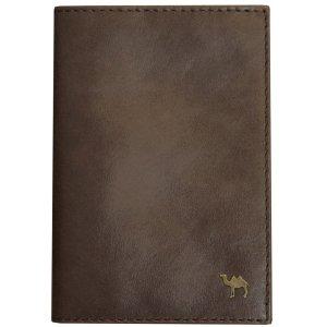 Обложка Camel премиум коричневый