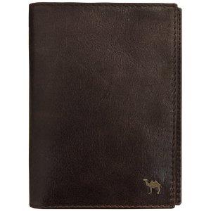 Бумажник водителя  Camel премиум коричневый