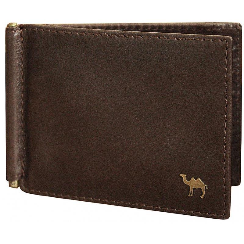 Зажим для денег  Camel премиум