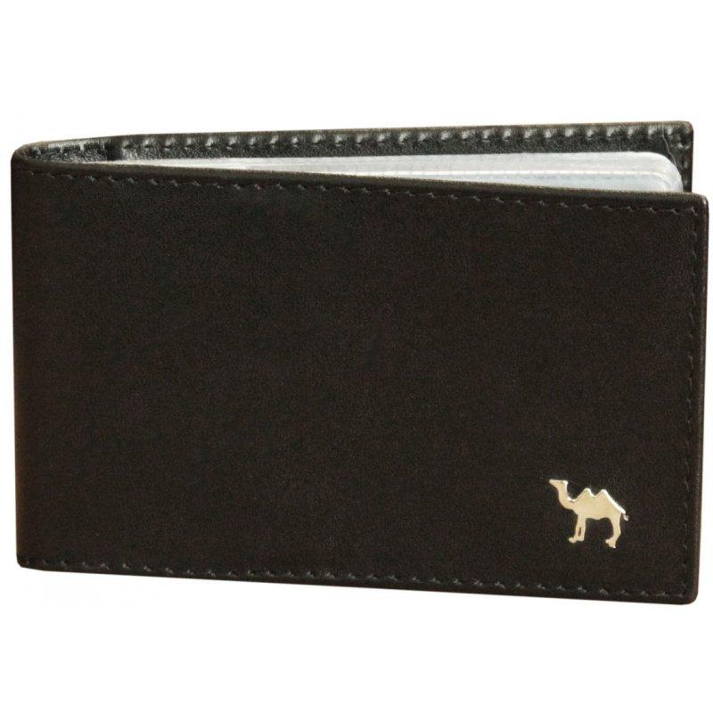 Футляр для визиток Camel премиум черный